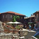 City tour of Nessebar