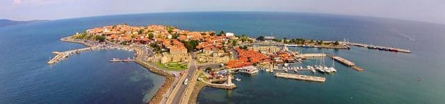 Ancient Town Nessebar